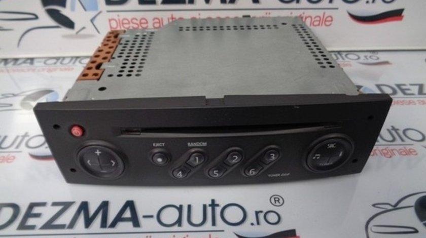 Radio cd, 8200256141C, Renault Megane 2, 2002-2008