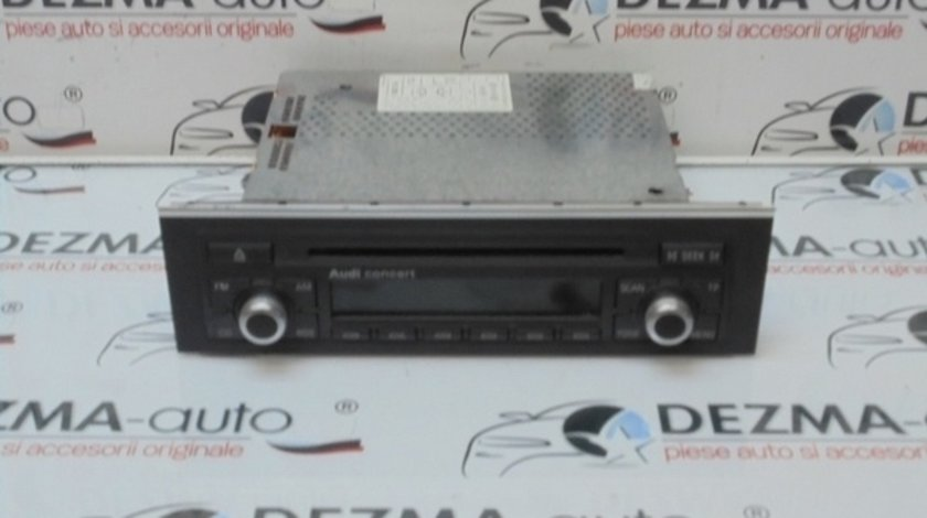 Radio cd, 8E0035186AA, Audi A4 Avant (8ED, B7)