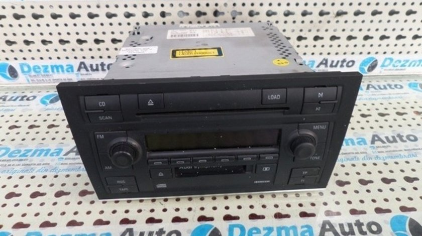 Radio cd 8E0035195M, Audi A4 (8EC, B7) 2004-2008