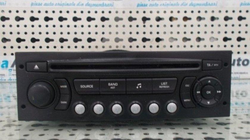 Radio cd 9664769677, Citroen C4 coupe, 2004-2009