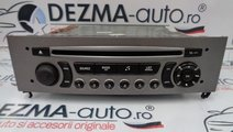 Radio cd, 96650205XH, Peugeot 308 CC(id:211194)