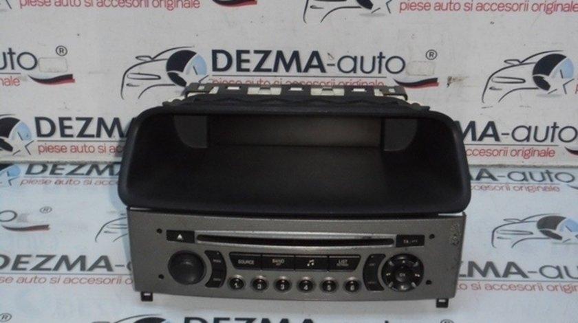 Radio cd, 96650205XH, Peugeot 308 CC