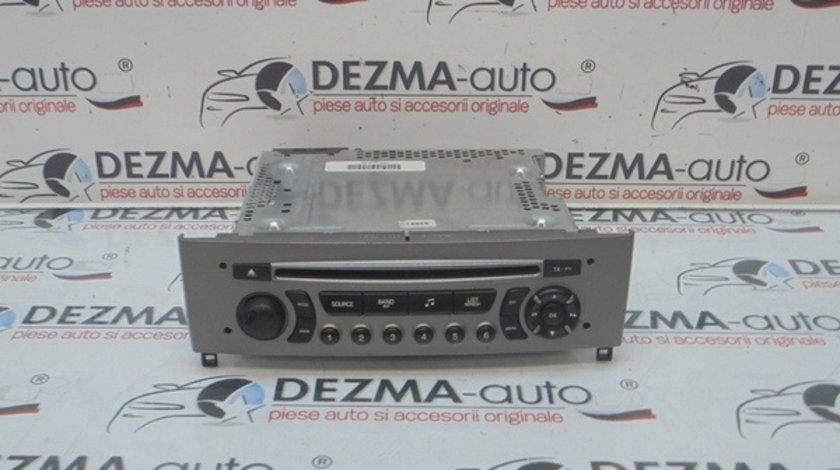 Radio cd, 96662671XH, Peugeot 308 SW (id:273837)