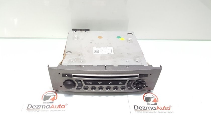 Radio cd, 98016075XH01, Peugeot 308