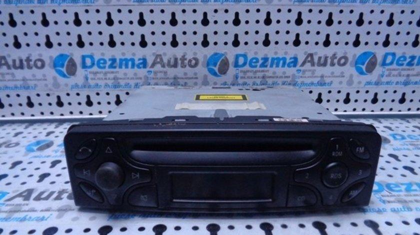 Radio cd, A2038201786, Mercedes Clasa C (W203) 2000-2007 (id:200946)