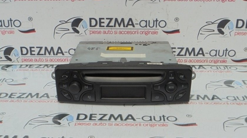 Radio cd A2038201786, Mercedes Clasa C (W203)