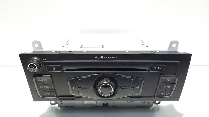 Radio cd, Audi A4 Allroad (8KH, B8) [Fabr 2009-2016] 8T1035186P