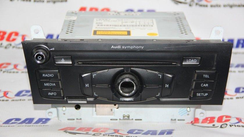 Radio CD Audi A4 B8 8K cod: 8T1035195H model 2012