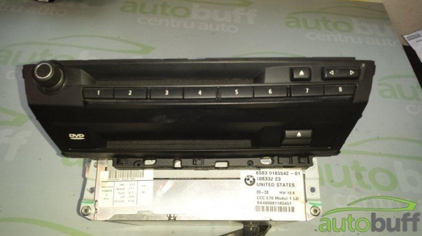 Radio CD BMW X5 E70
