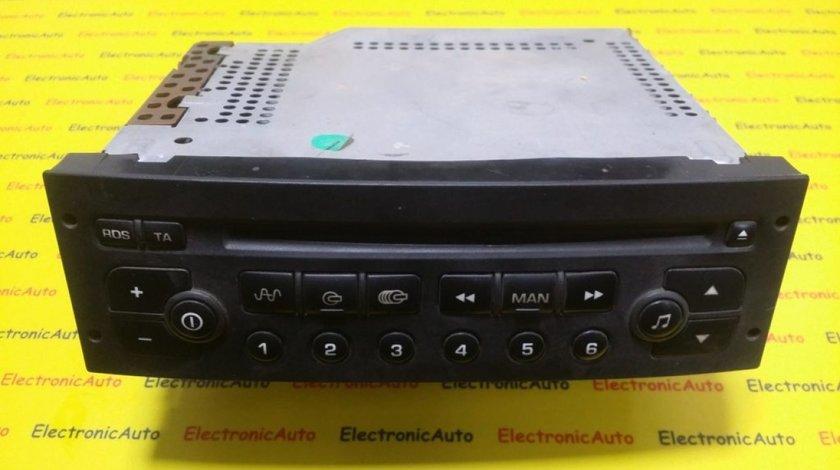Radio CD Citroen Berlingo, 96545978, VDV0051419, PSARCD10004