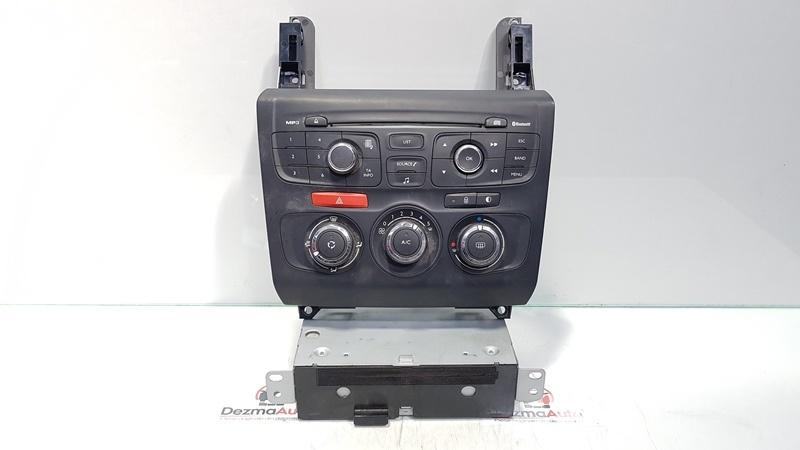 Radio cd, Citroen C4, 9676838180 (id:360506)