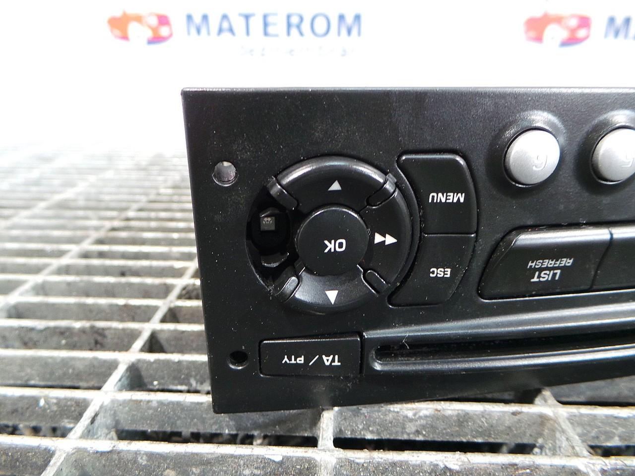 RADIO CD CITROEN C4 C4 - (2004 2010)