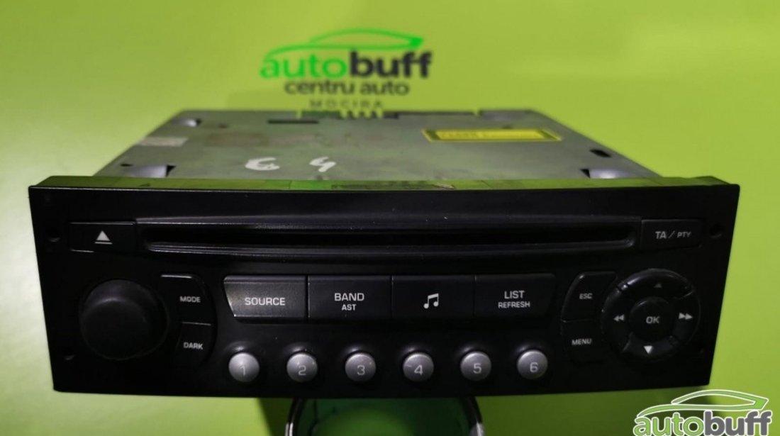 Radio CD Citroen C4 I (2004-2010) orice motorizare RD45 9664769777