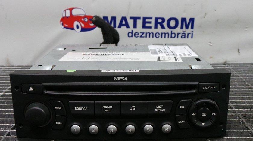 RADIO CD CITROEN C5 C5 - (2007 2011)