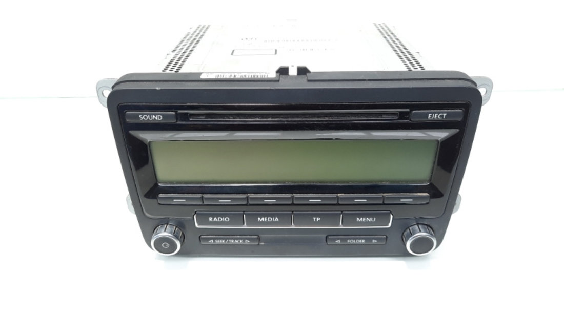 Radio CD, cod 1K0035186AA, VW Golf 6 (5K1) (id:478520)