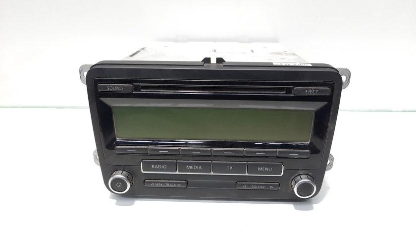 Radio CD, cod 1K0035186AA, VW Golf 6 (5K1) (idi:474297)