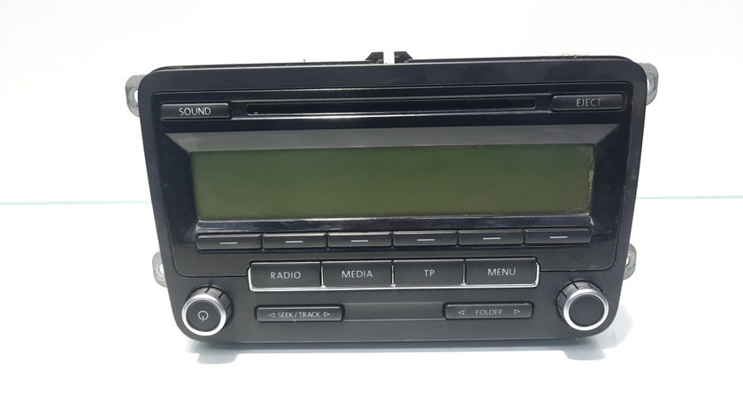 Radio cd, cod 1K0035186AA Vw Passat (3C2) (id:456306)