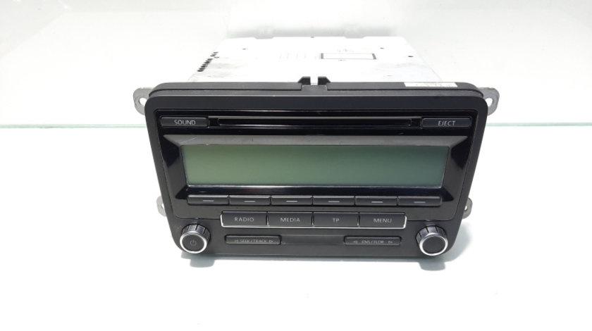 Radio CD, cod 1K0035186AB, Vw Passat (362) (idi:469726)