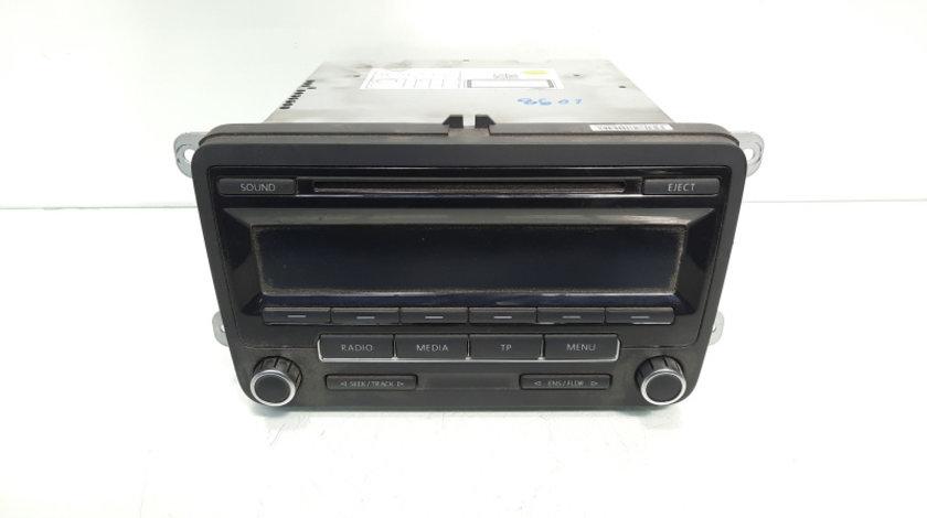 Radio CD, cod 1K0035186AP, VW Golf 6 Cabriolet (517) (idi:471881)