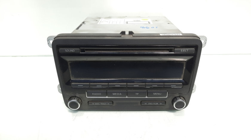 Radio CD, cod 1K0035186AP, VW Golf 6 Variant (AJ5) (idi:471881)