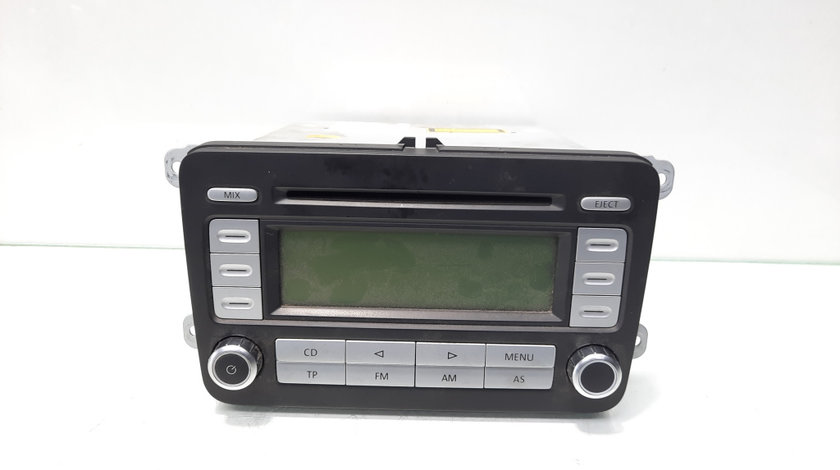 Radio CD, cod 1K0035186T, VW Golf 5 Variant (1K5) (id:473425)