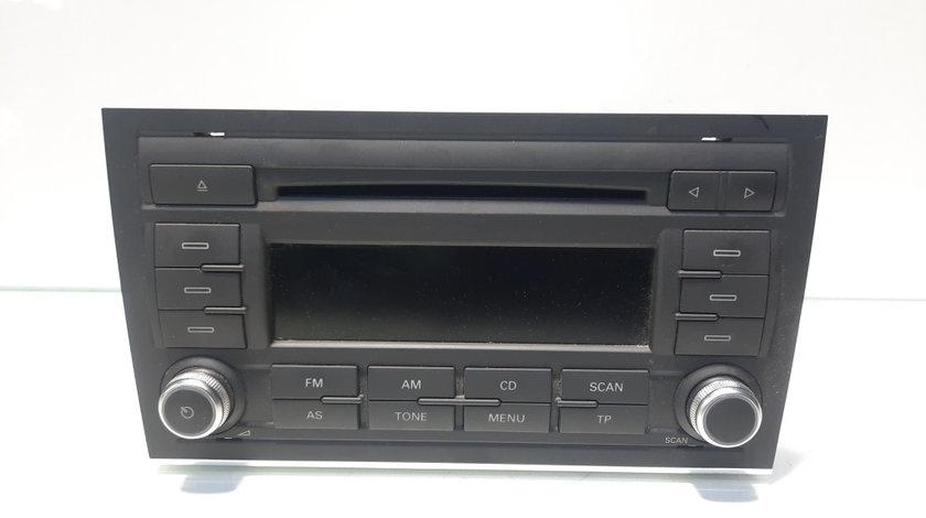 Radio CD, cod 3R0035186, Seat Exeo (3R2) (id:461188)