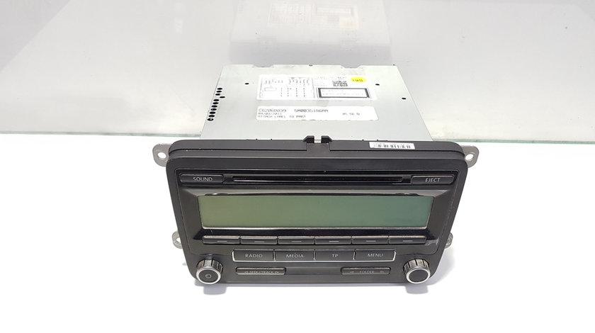 Radio cd, cod 5M0035186AA, Vw Golf6 (5K1)