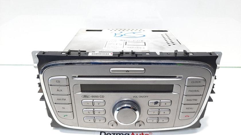 Radio cd, cod 7S7T-18C815-BA , Ford Mondeo 4 Sedan