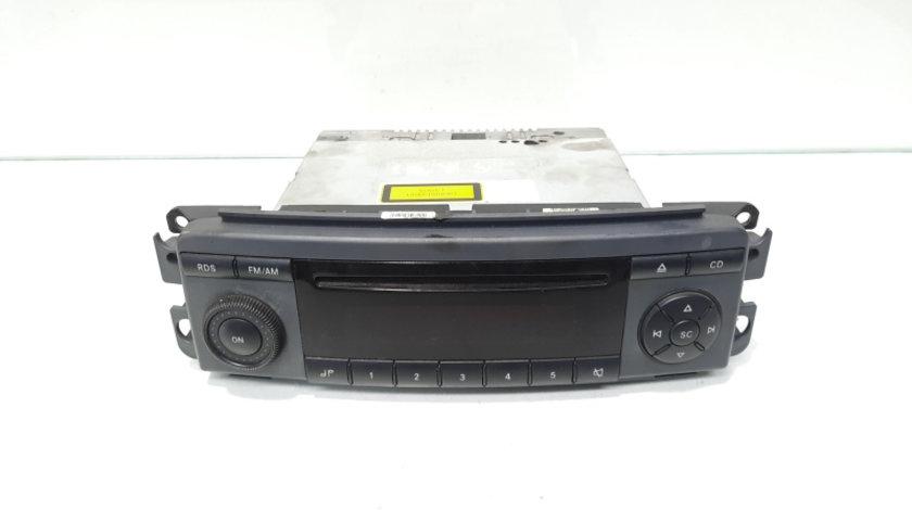 Radio CD, cod A4548200379, Smart ForFour (id:467429)