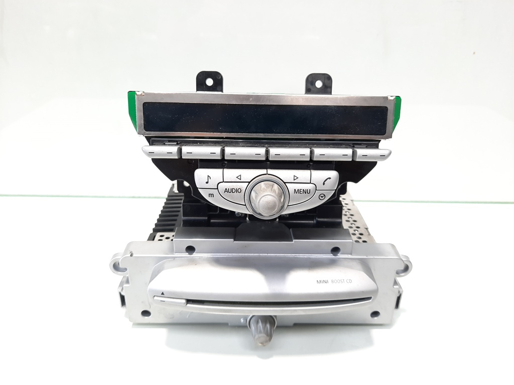 Radio cd cu butoane comenzi audio, Mini Cooper (R56) [Fabr 2006-2014] 3453634-01 (id:423492)