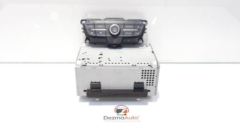 Radio CD cu butoane comenzi F1ET-18K811-HC Ford Focus 3 Turnier