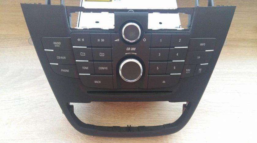 Radio cd cu butoane comenzi opel insignia b13332702