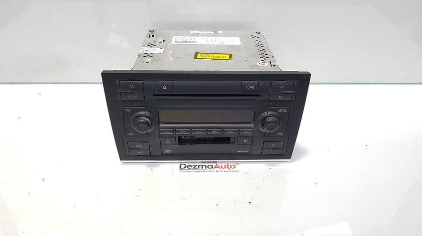 Radio cd cu caseta, Audi A4 (8EC, B7) [Fabr 2004-2008] 8E0035195M (id:408356)