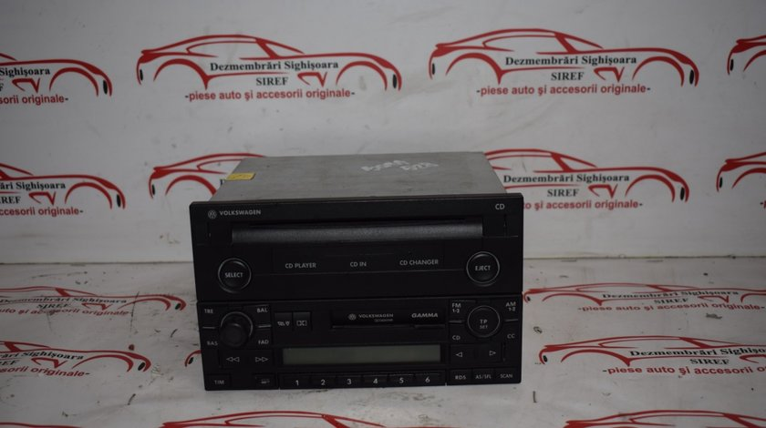 Radio CD cu magazie CD-uri VW Bora 528