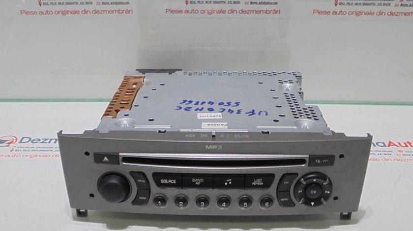 Radio cd cu mp 3, 96647511, Peugeot 308 (4A, 4C) (id:288072)