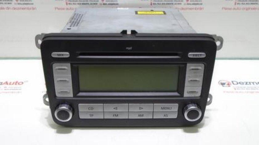 Radio cd cu mp3, 1K0035186AD, Vw Passat
