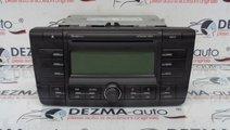 Radio cd cu MP3, 1Z0035161C, Skoda Octavia 2 (1Z3)...