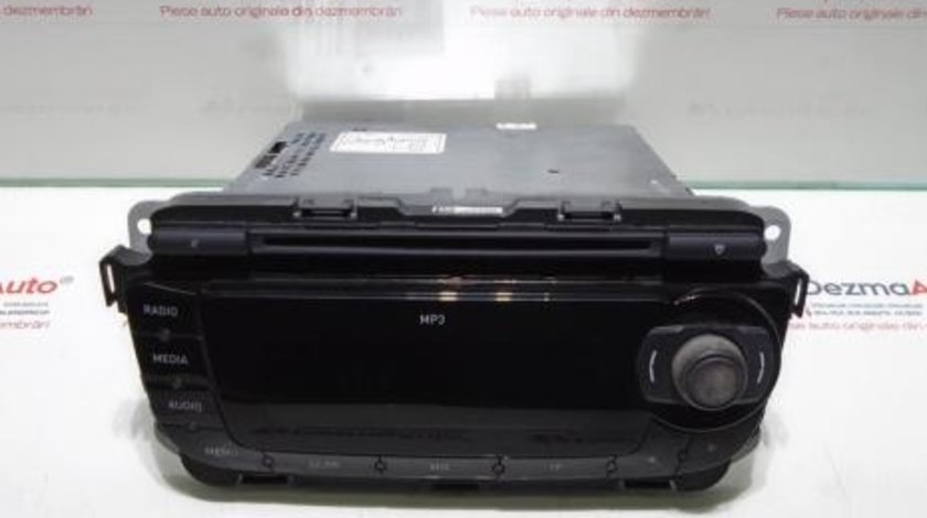 Radio cd cu mp3, 6J2035153G, Seat Ibiza 5 Sportcoupe