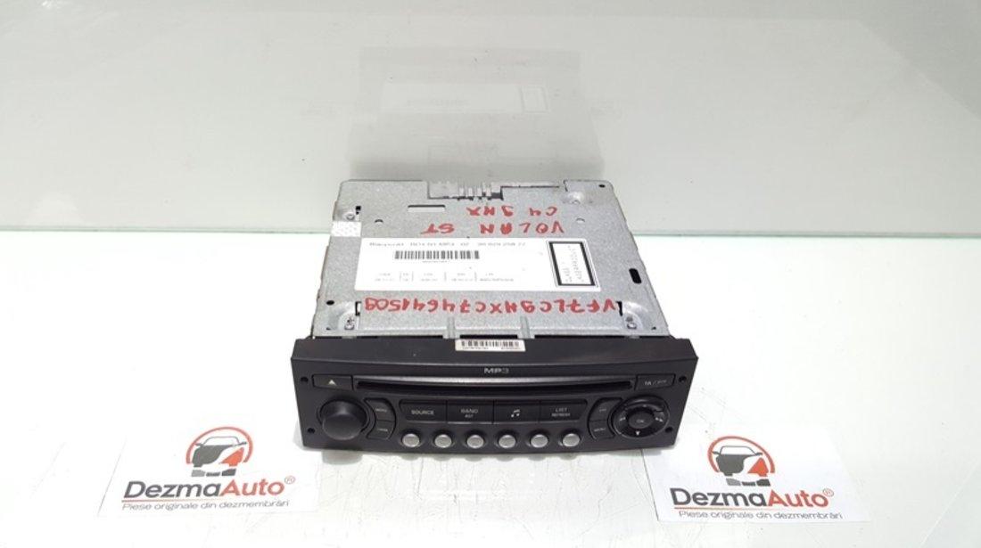 Radio cd cu mp3, Citroen C4 (I) 9662925877 (id:350730)