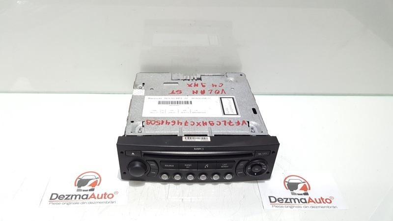Radio cd cu mp3, Citroen C4 (I) coupe 9662925877 din dezmembrari