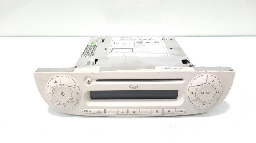 Radio CD cu MP3, cod 7355341820, Fiat 500 (id:467335)
