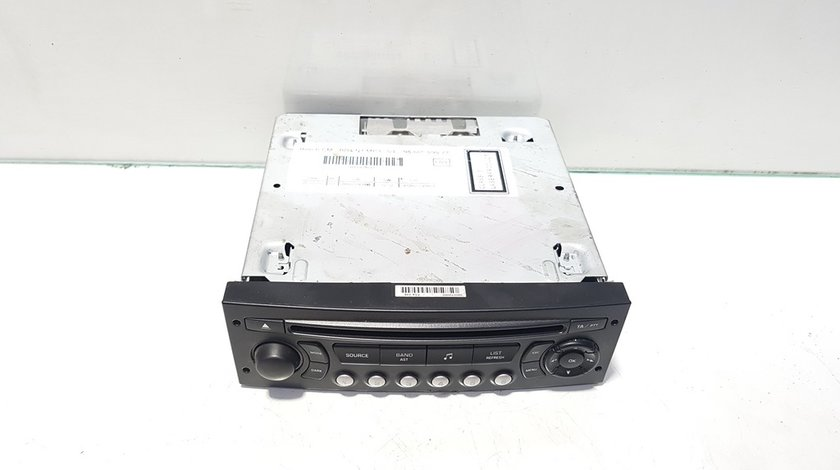 Radio cd cu mp3, Peugeot 3008, cod 9666959577 (id:381716)