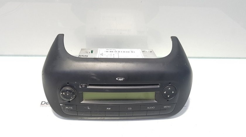 Radio cd cu mp3, Peugeot Bipper (AA) cod 7355186210 (id:360245)