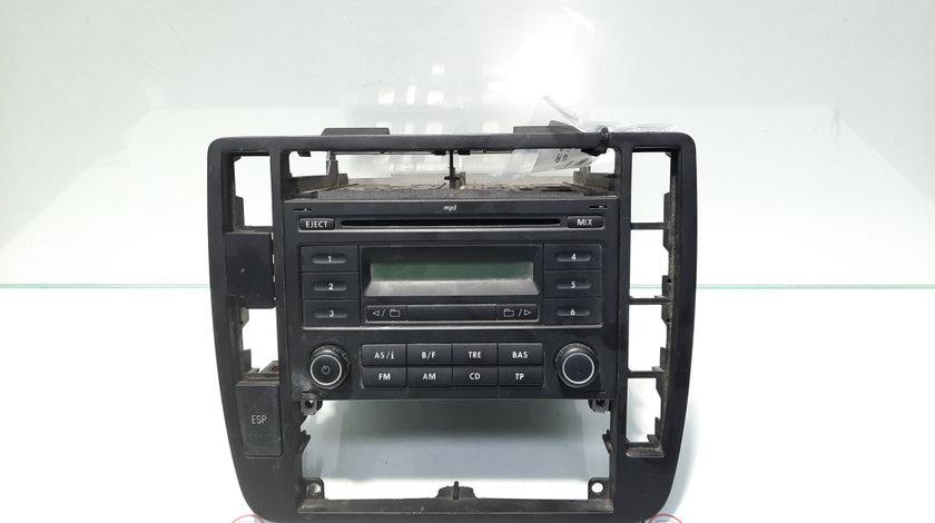Radio cd cu MP3, Seat Alhambra (7V8, 7V9) [Fabr 1996-2010] 5Z0035152C (id:436087)