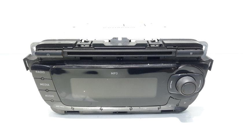 Radio cd cu mp3, Seat Ibiza 5 (6J5) 6J0035153B (id:451066)