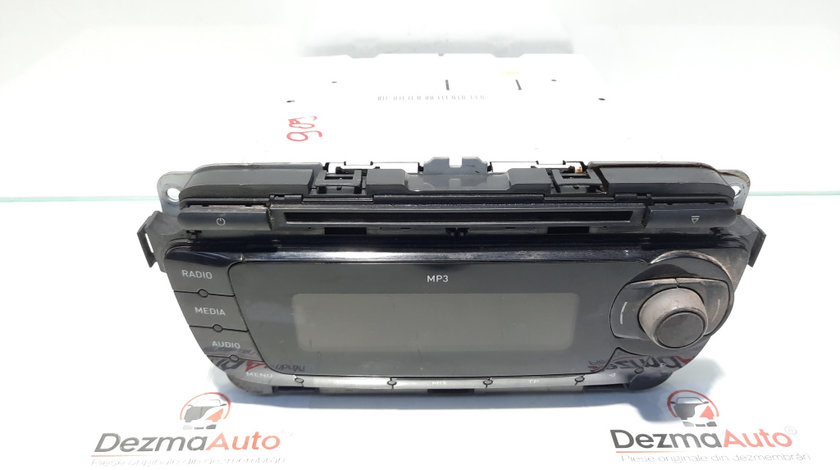 Radio cd cu mp3, Seat Ibiza 5 (6J5) [Fabr 2008-2017] 6J0035153B (id:446986)