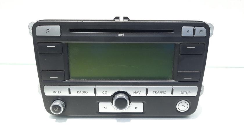 Radio cd cu mp3, Vw Golf 5 Variant (1K5) cod 1K0035191D (id:453302)