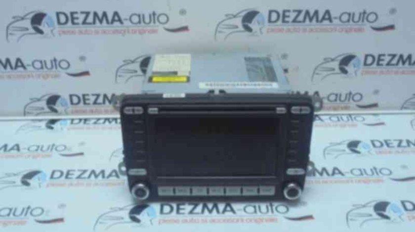 Radio cd cu navigatie 1K0035198C, Vw Passat CC
