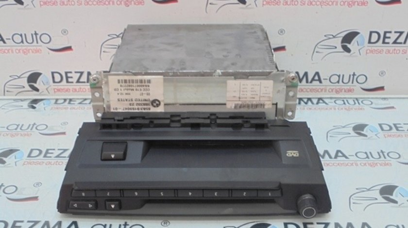 Radio cd cu navigatie 6583-9159047-01, Bmw X5 (E70) (id:272387)