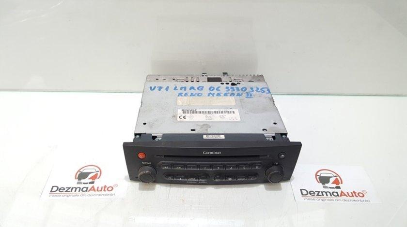 Radio cd cu navigatie 8200485087, Renault Megane 2 sedan (id:353411) din dezmembrari